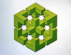 Blocked Hex (Green)