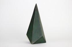 Steel Crystal #4 Green