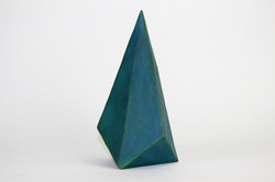 Steel Crystal #3 Blue