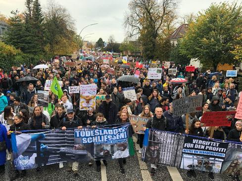 Eilmeldung: LPT zieht Klage gegen Landkreis Harburg zurück