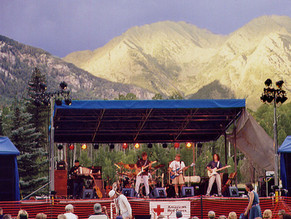 Durango Summerfest with the band