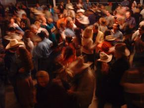 Michael Hearnes Big Barn Dance, circa 2003