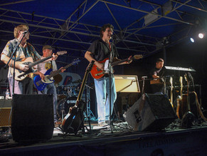 The Fantabulous Band in Mansfield 2009