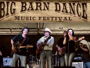 Playing Do Bea's Dance at Micheal Hearne's Big Barn Dance with Don Richmond, Micheal Hearne Jim Bradley, Jennifer Pederson, Ezra Idlet and Jimmy Stadler (off camera)