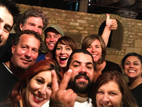 One CRAZY night in Dalhart that Will & Crystal Yates, Cindy and I will never forget.  Thanks to The Heisers for making it all happen!