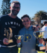 2018 U12 Div 1 BF and Clements award - L