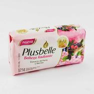 JABON PLUSBELLE BELLEZA RADIANTE 125 gs.