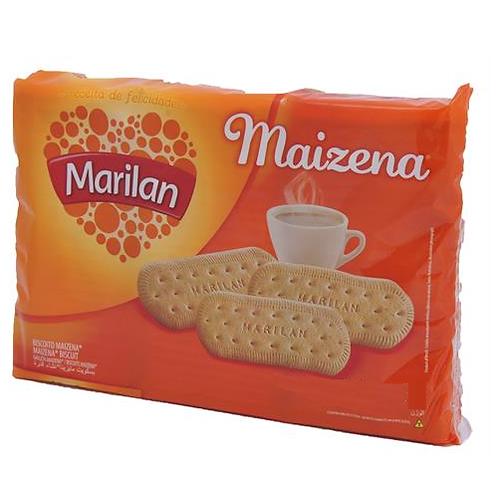 Galletitas MARILAN Maizena 133 Grs.