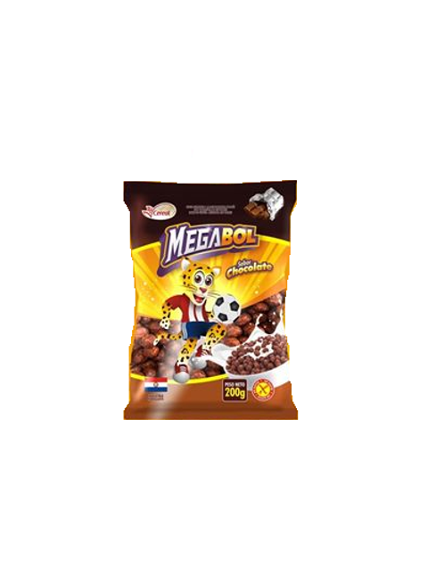 CEREAL MEGA  BOL 25 GRS