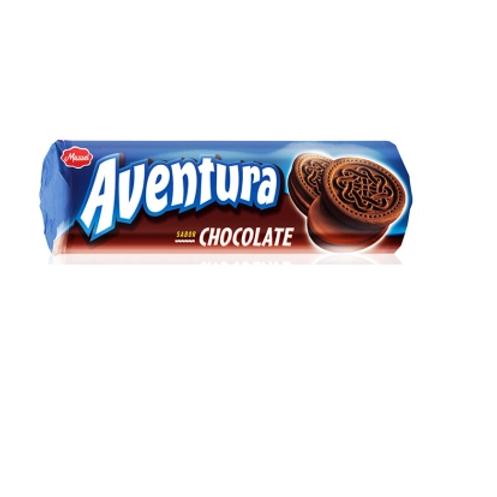 GALLETITAS AVENTURA  CHOCOLATE 120 GRS