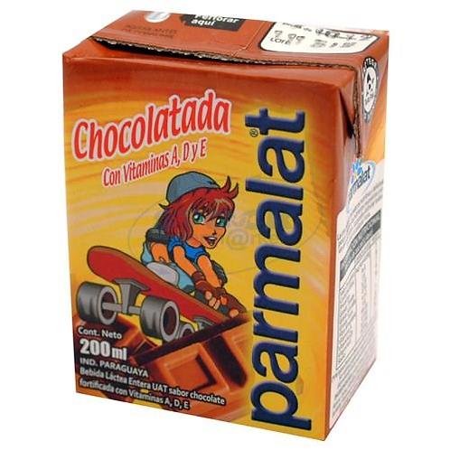 CHOCOLATADA PRMALAT CON VITAMINAS 200 ML