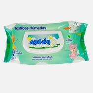 TOALLITAS HUMEDAS AGUBABY X 100 UNIDADES
