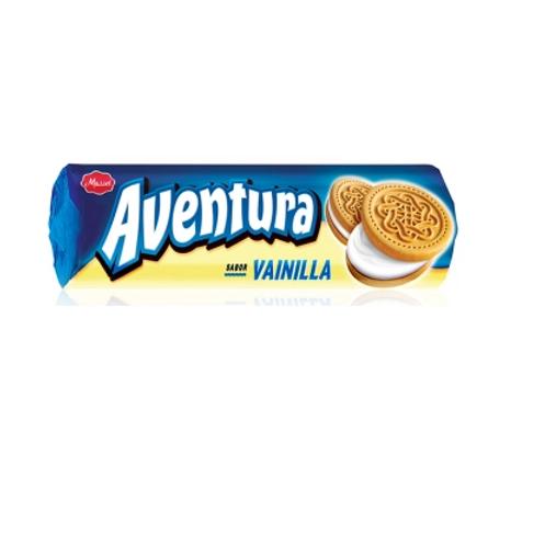 GALLETITAS AVENTURA  VAINILLA 120 GRS