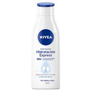 Crema Corporal Hidratacion Express Nivea 125 grs
