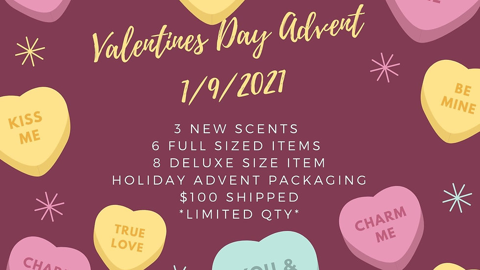 Valentines Day Advent