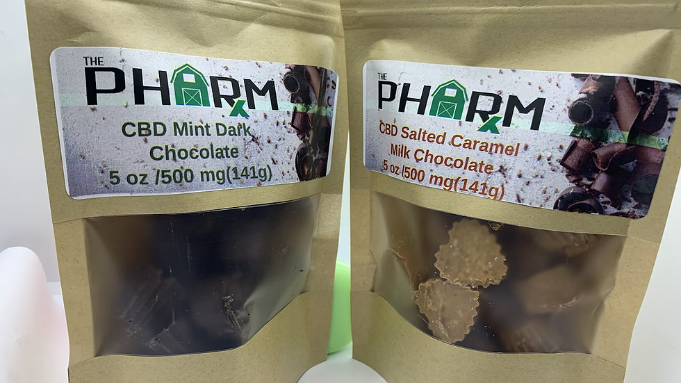 Valentine's Day CBD Chocolate & Candy