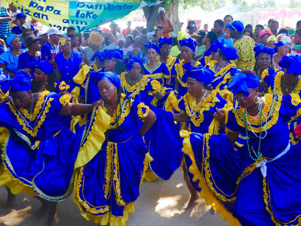 The Spirit of Haitian Voudou