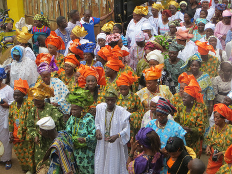 JOURNEY WITH US TO THE FABLED YORUBALAND IN NIGERIA 2020