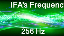 256 Hz: The Odu Ifa's Sacred Frequency