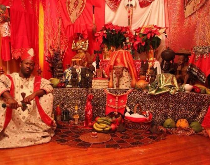 Òrìşà  Shrine Custodialship 101: What, How, When, and Why?