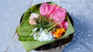 Canang Sari:  The Balinese Offering