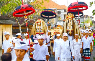 5 Things to Know About Bali's Galungan Festival