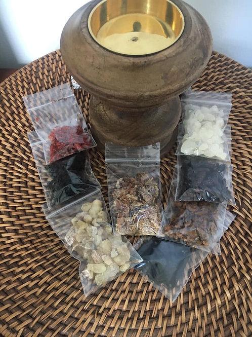 Exotic Incense Sampler Kit