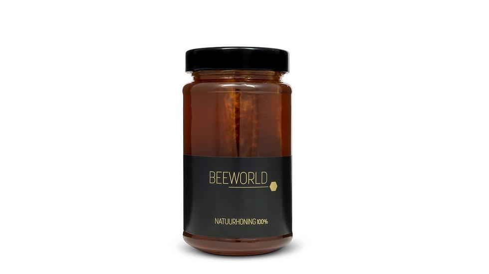Honing met stuk raat