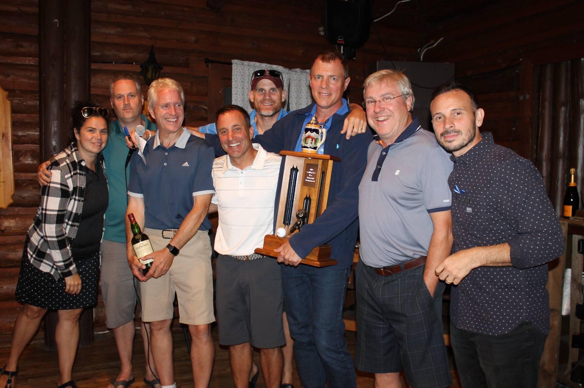 MRMT Winners and organizers