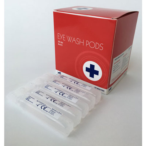 Blue Lion Sterile Eye Wash Pods - 20ml  (25)