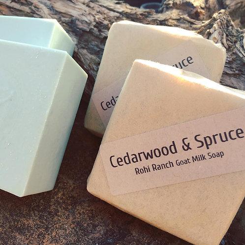 Cedarwood & Spruce