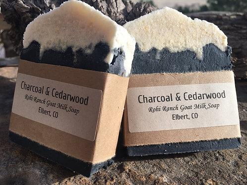 Charcoal & Cedarwood