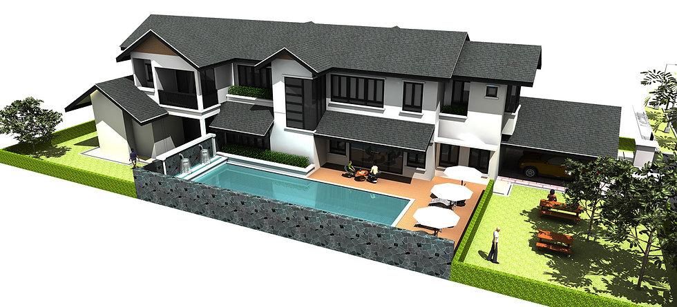 Bungalow Design A84