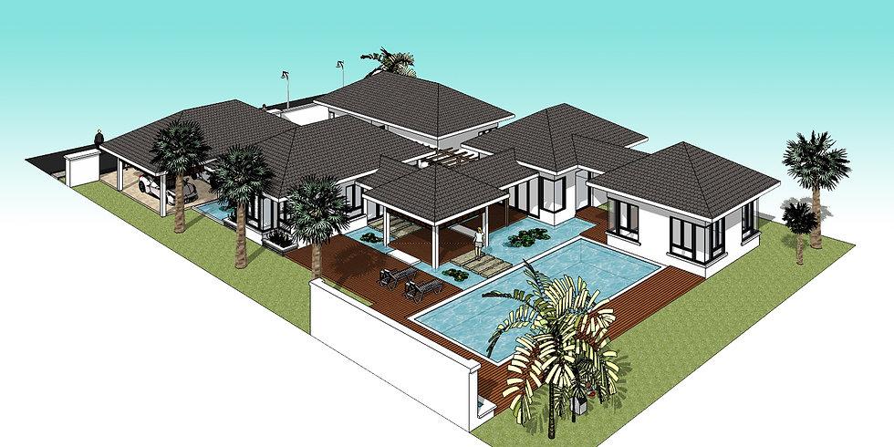 Bungalow Design A75