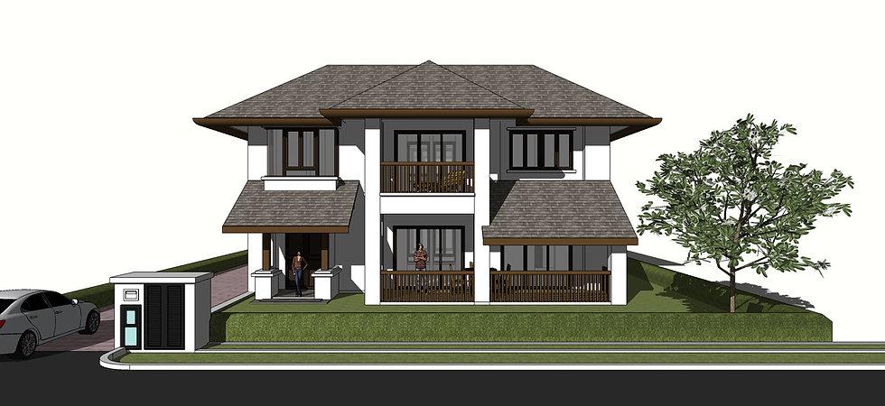 Bungalow Design A83