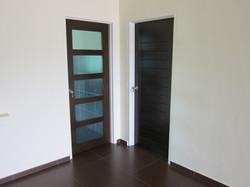Kitchen and Utility Door
