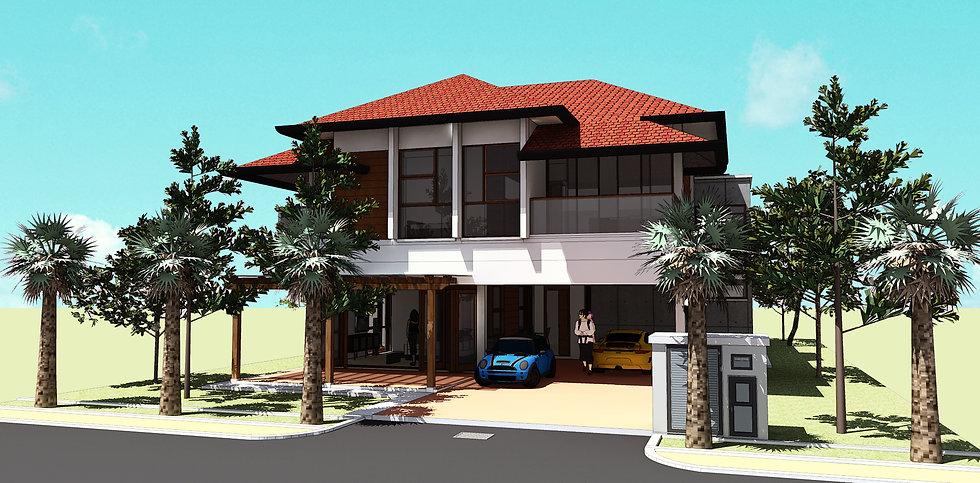 Bungalow Design A97