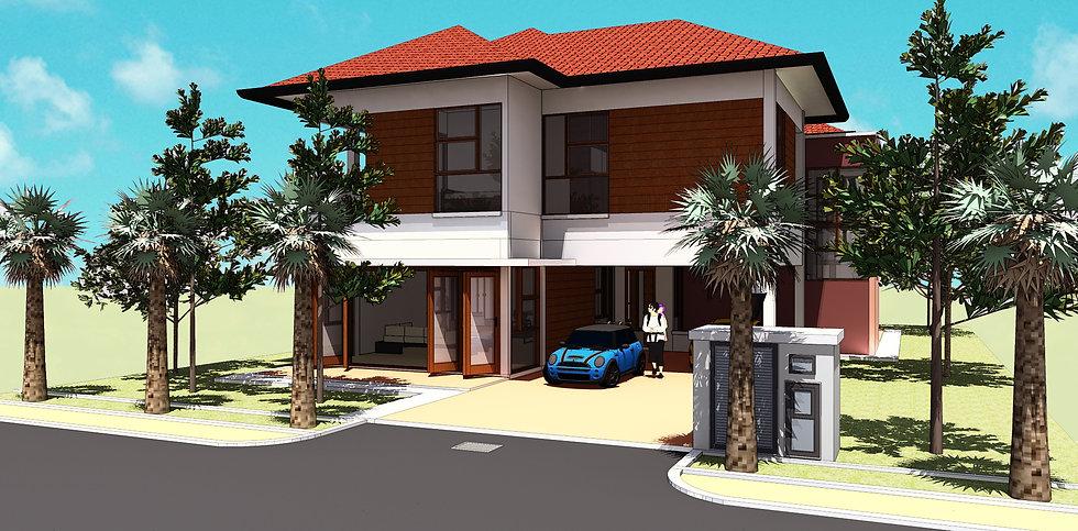 Bungalow Design A95