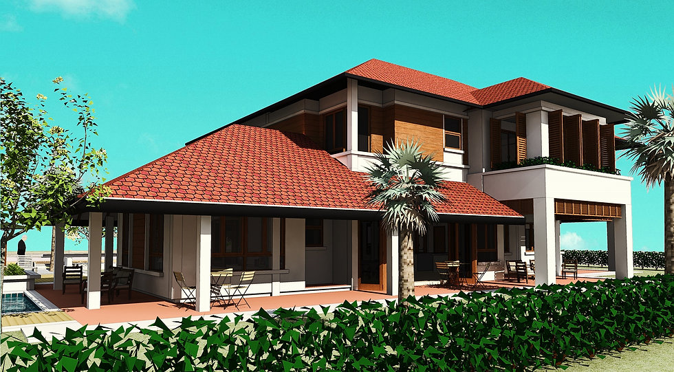Bungalow Design A89