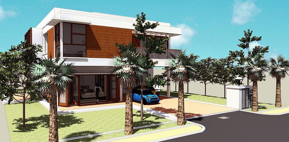 Bungalow Design A92