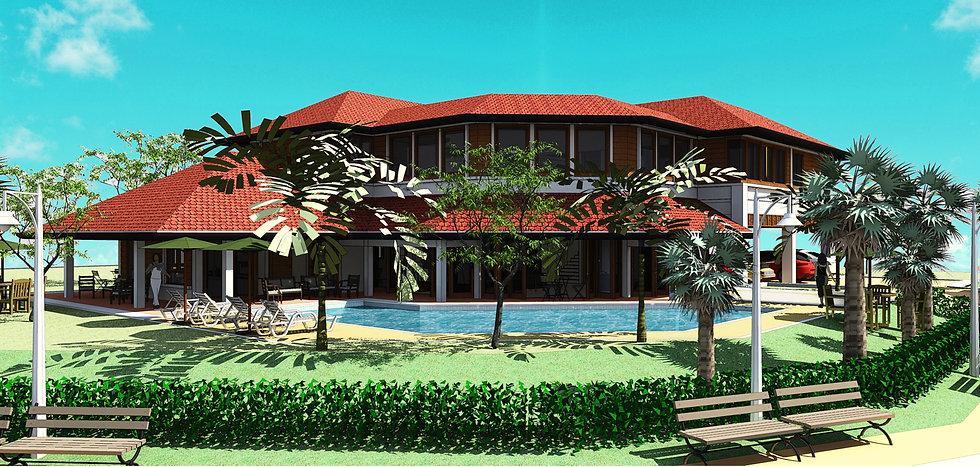 Bungalow Design A87