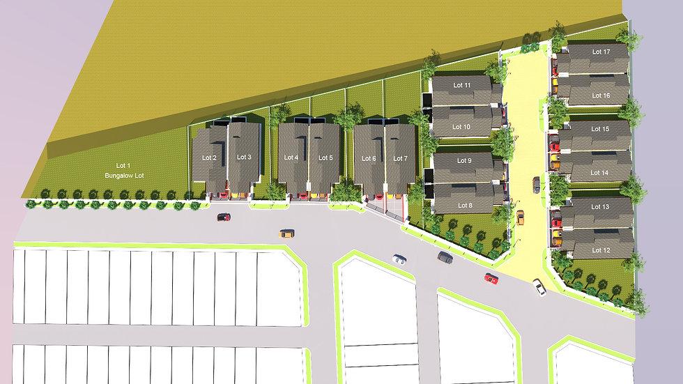 Neuhomes Taman Cheng Bestari Site Plan