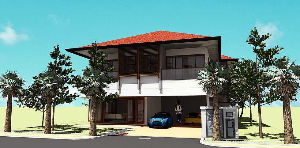 Bungalow Design A99