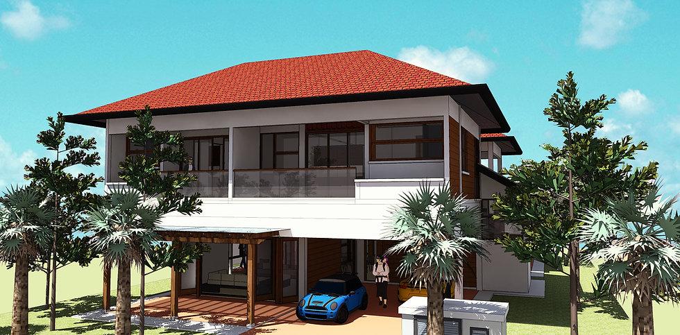 Bungalow Design A101
