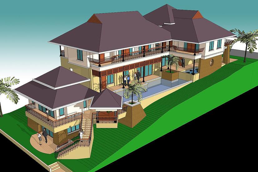 Bungalow Design A70