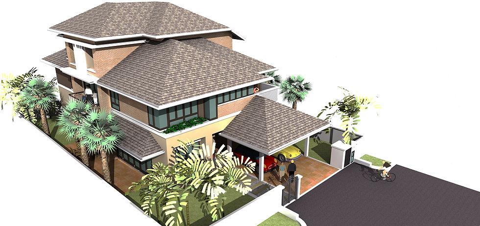 Bungalow Design A72