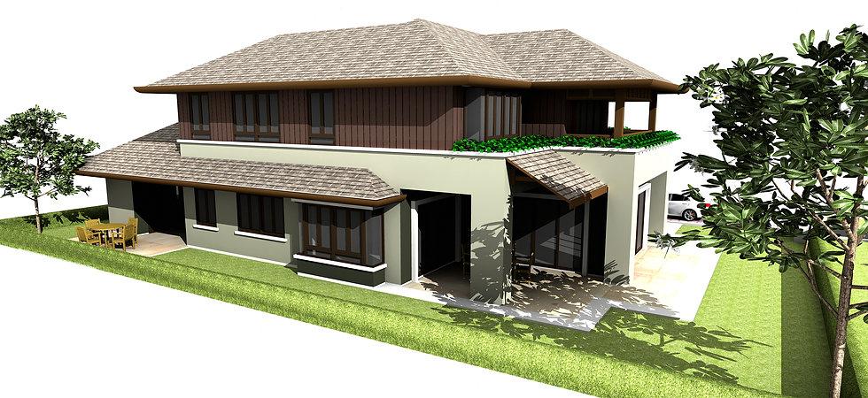 Bungalow Design A76