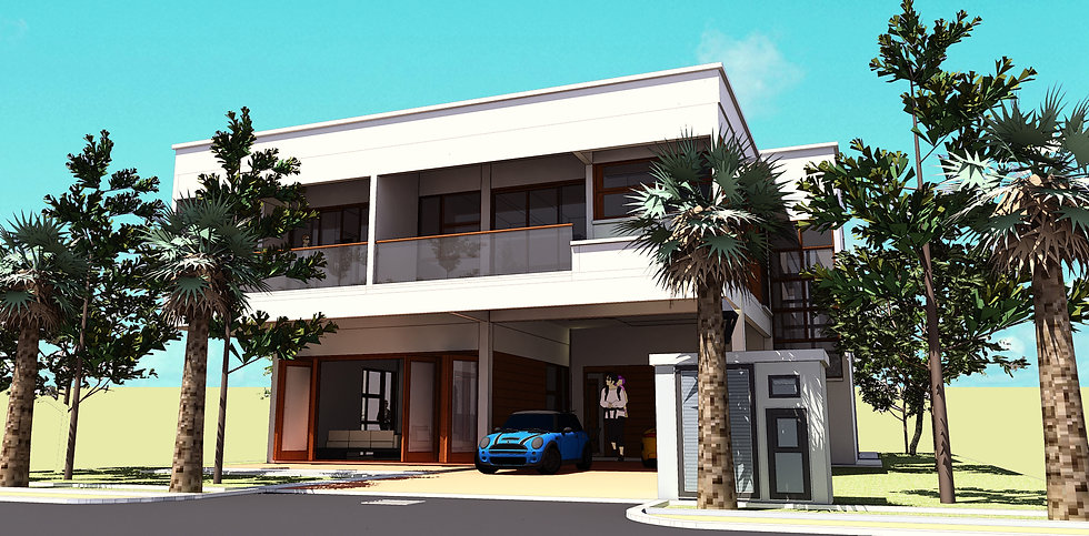 Bungalow Design A100