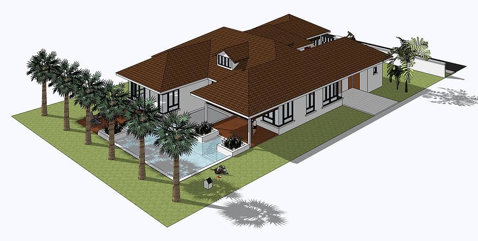 Bungalow Design A77