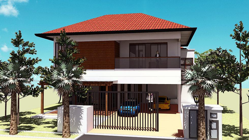 Bungalow Design A93